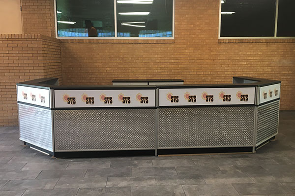 Retail Counters, Retail Counters, DisplayMax Retail Services